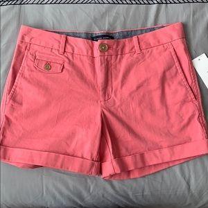 Women's Banana Republic pink shorts size 4